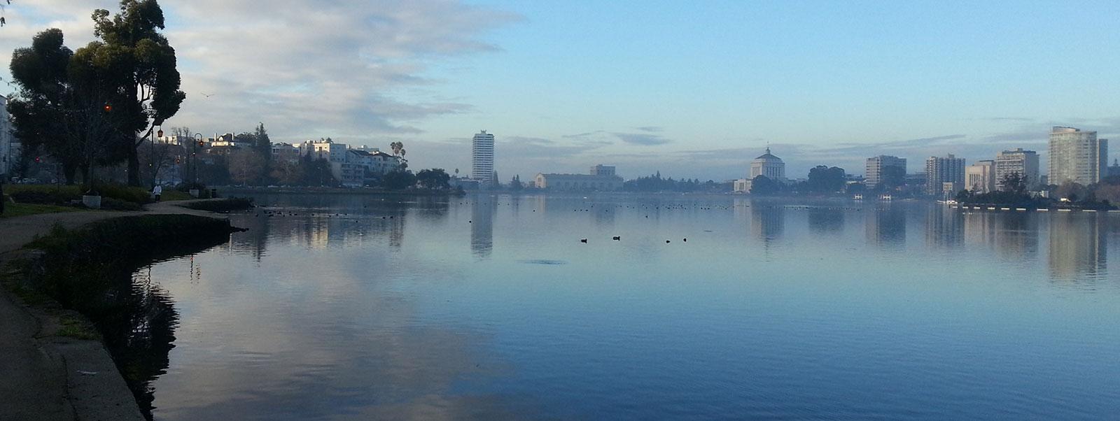 Oakland's Lake Merritt