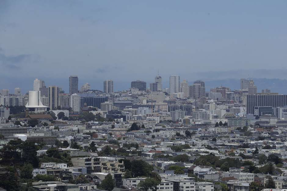San Francisco saw an increase in home listings in June.